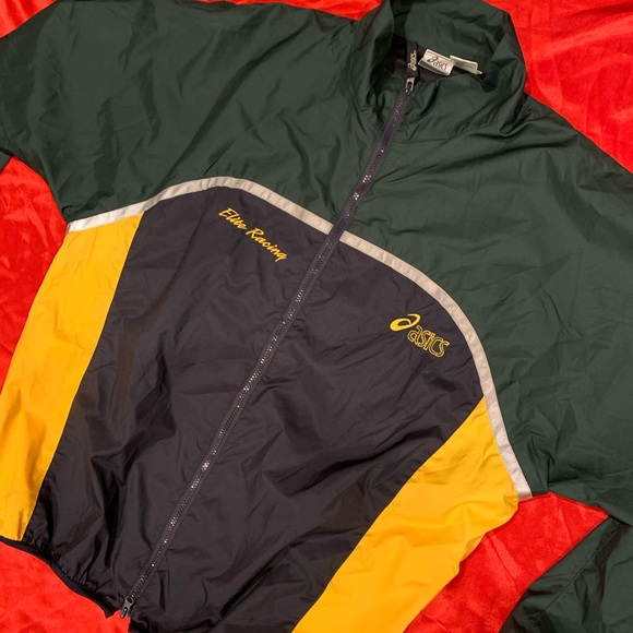 Asics Other - Asics windbreaker